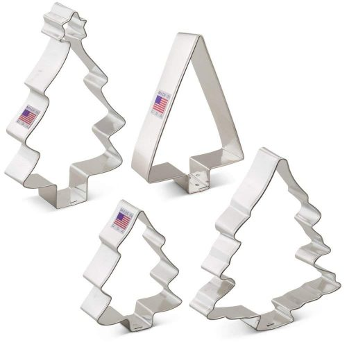 Christmas / Holiday Tree - Christmas Cookie Cutters
