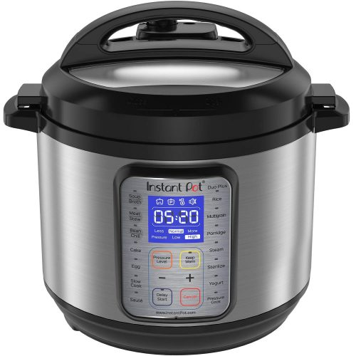 Instant Pot DUO Plus 60 9-in-1 - Slow Cookers