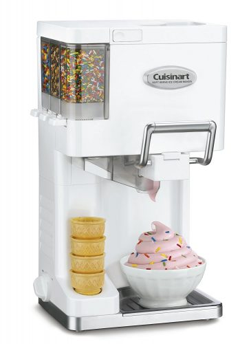 Cuisinart ICE-45 Mix It In Soft Serve - Ice Cream Makers