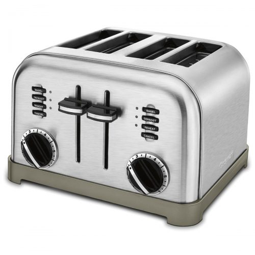 Cuisinart CPT-180 Metal Classic - Hot Toasters