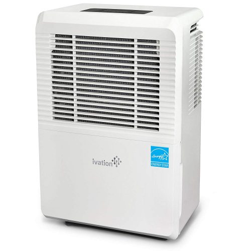 Ivation 70 Pint Energy Star - Best Dehumidifiers
